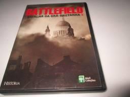 Coleção Battlefield (Nº2, 3 ,4 DVD)