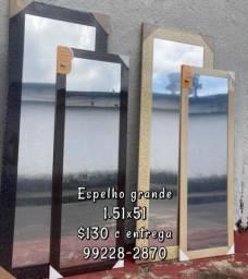 Espelho grande c entrega grátis