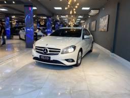 Título do anúncio: Mercedes-Benz A 200 1.6 Turbo STYLE 2014/2014,Configuração Linda, Impecável