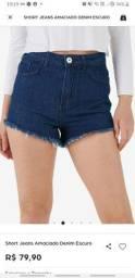 Short jeans feminino Riachuelo