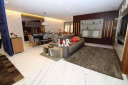Título do anúncio: Apartamento à venda, 4 quartos, 2 suítes, 3 vagas, Santo Agostinho - Belo Horizonte/MG