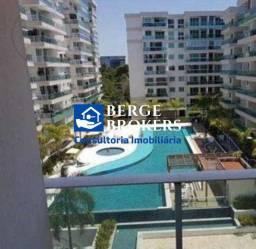 Título do anúncio: Apartamento com 3 suítes e 2 vagas - Infra completa - Barra da Tijuca!!