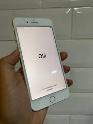 Título do anúncio: Promoção! iPhone 8 Plus 256gb Prata em Excelente Estado!