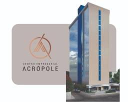 Título do anúncio: Centro Empresarial Acrópole! Sala comercial.