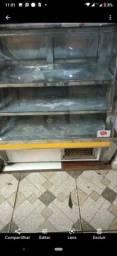 Título do anúncio: Freezer expositor valor de 750