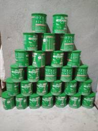 Vendo essas latas de leite seca tenho 39 latas  apenas 50 cada uma