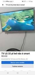Título do anúncio: Tv LG led 32 pl