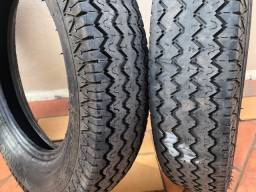 Par de pneus 5.60 R15 Maggion para Fusca