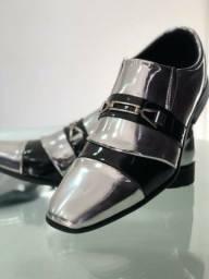 Sapato a preço de fábrica - sapato todo Costurado