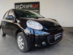 Nissan March S 1.0 - 2013/2014