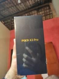 Poco x3 pro - 128gb - azul 12x R$175