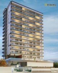 Título do anúncio: Apartamento com 2 dormitórios à venda, 81 m² por R$ 543.961,26 - Canto do Forte - Praia Gr