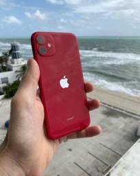 Vendo iPhone 11 garantia Apple até 07/07/21 negociável