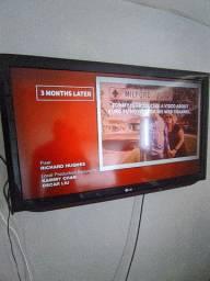 "Tv LG 42"" LCD460 Full HD conversor digital integrado perfeita tudo funcionando"