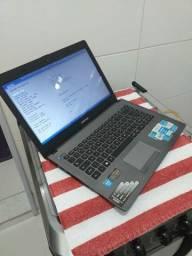 Noteboook Positivo Pentium