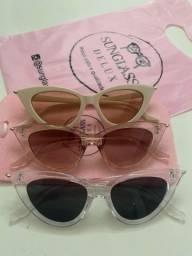 Óculos com proteção uv400