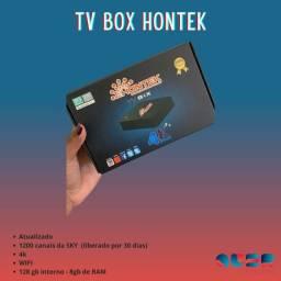 Título do anúncio:  TV Box transforma TV em Smart!!-Promoção Imperdível!!!!!