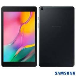 "Tablet Samsung Galaxy Tab A T290 32GB Tela 8"" Android Quad-Core 2GHz Wi-Fi - Preto"