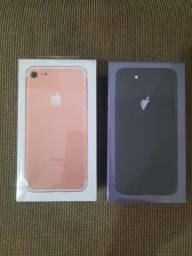 Iphone 7 128g   É   Iphone 8 64g
