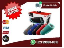 Título do anúncio: Entregamos-=gratis.-Caixa Charge3 Portátil