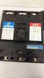 Disjuntor usado 500 amperes