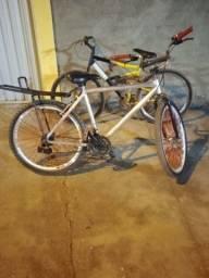 Título do anúncio: Bike De Alumínio Aro 26