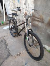 Vendo ou troco bicicleta aero 26 médio...