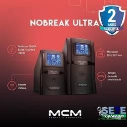 Nobreak 1500Va MCM Com LCD