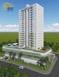 Título do anúncio: Apartamento com 2 dormitórios à venda, 61 m² por R$ 456.148 - Jardim Petrópolis - Presiden
