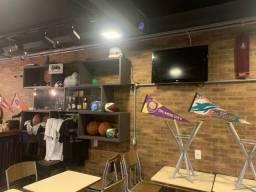 Passo loja bar/hamburgueria/restaurante