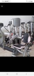 Vendo cadeira flexora profissional de academia valor 6 mil
