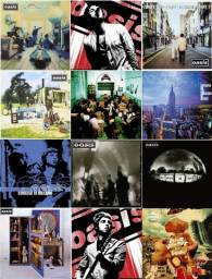 Oasis todas as mu$ic@s p/ouvir no carro, em casa no apto