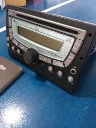 Rádio original EcoSport 2013