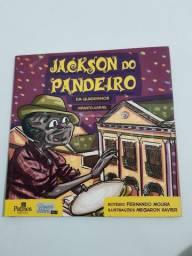 JACKSON DO PANDEIRO EM QUADRINHOS