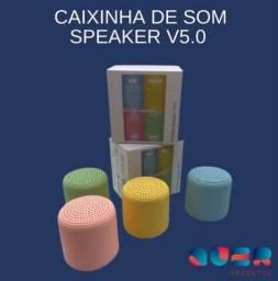 Mini Caixa de Som Inpods LittleFUN Eleven Bluetooth Wireless Speacker V5.0 PROMOÇÃO!!!