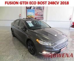 Fusion Gtdi Eco Boost 248cv 2018/18 Gra Fabrica