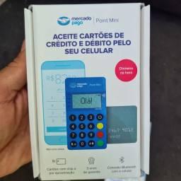 Maquiniha de Cartão de crédito