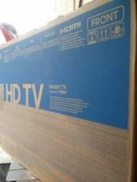 Smart tv Samsung 43 polegadas led ba caixa