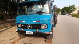 Título do anúncio: Caminhão 608 D
