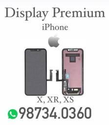 Bateria iPhone e Display