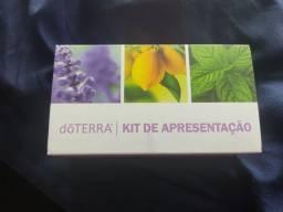 Kit apresentação óleos essenciais doTerra