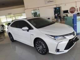 Título do anúncio: Vendo Corolla Altis Premium Hybrid