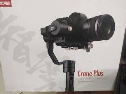 Estabilizador de camera - Gimbal - zhiyun crane plus