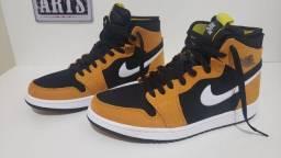 Air Jordan 1 High Zoom Monarch Orange