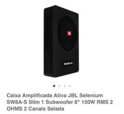 Caixa Amplificador JBL ZERA