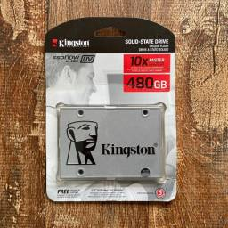 Hd Ssd Kingston 480gb 2,50 Sata iii Disco Rígido Interno