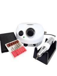 Kit Motor Nail Drill para alongamento de unhas