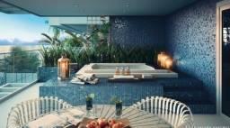 Apartamento a uma quadra do mar da praia central de Guaratuba-PR