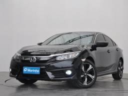 Título do anúncio: Honda civic 2017 2.0 16v flexone ex 4p cvt