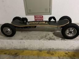Skate Eletrico TWO DOGS 1600 watts